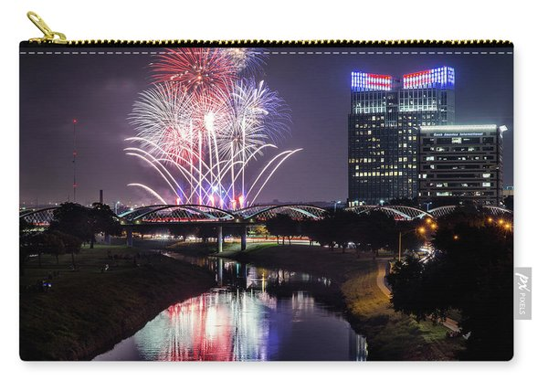 Fort Worth Fourth 2016 Carry-all Pouch