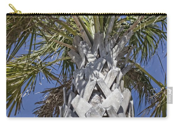 Fortified Foundation Palm Carry-all Pouch