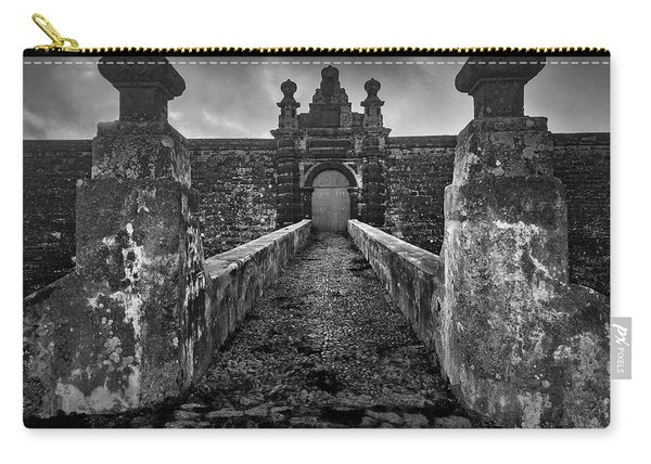 Fortress Of Sao Joao Baptista, Monte Brasil, Terceira Carry-all Pouch