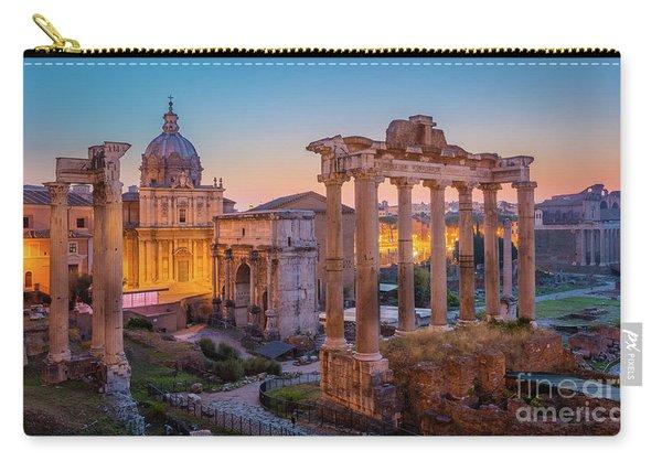 Forum Romanum Dawn Carry-all Pouch