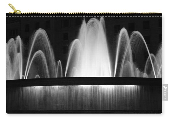 Fountain In Barcelona Carry-all Pouch