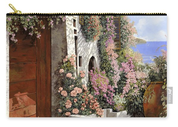 four seasons- spring in Tuscany Carry-all Pouch