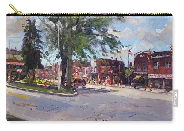 Fourth Of July In North Tonawanda Carry-all Pouch