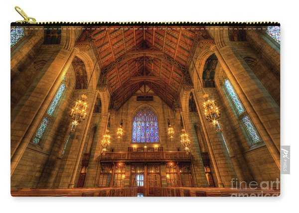 Fourth Presbyterian Church Chicago IIi Carry-all Pouch