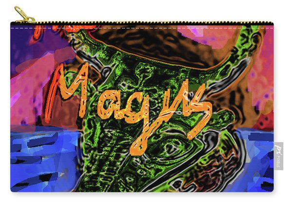 Fowles Magus Poster  Carry-all Pouch