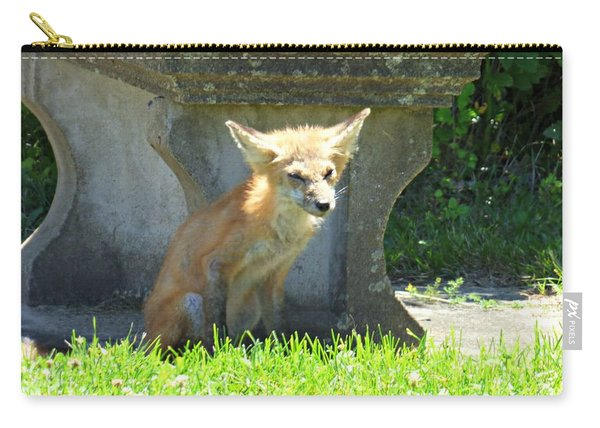 Foxey Lady Carry-all Pouch