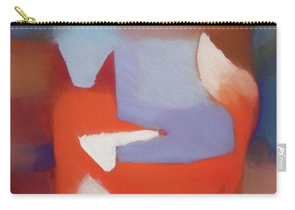 Foxy Art Carry-all Pouch