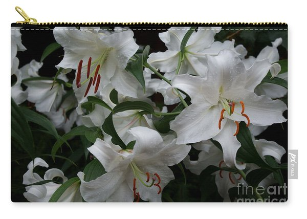 Fragrant Beauties Carry-all Pouch