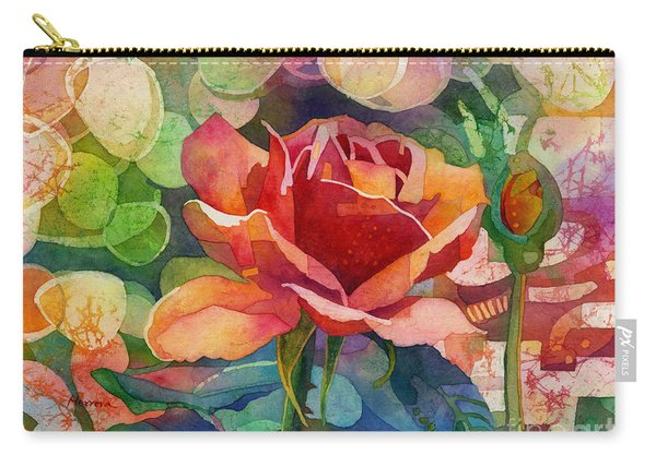 Fragrant Roses Carry-all Pouch