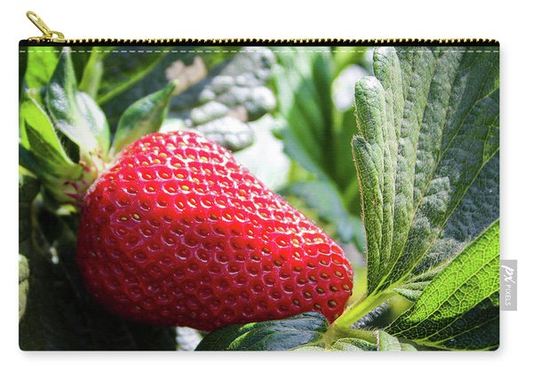 Fraise Carry-all Pouch