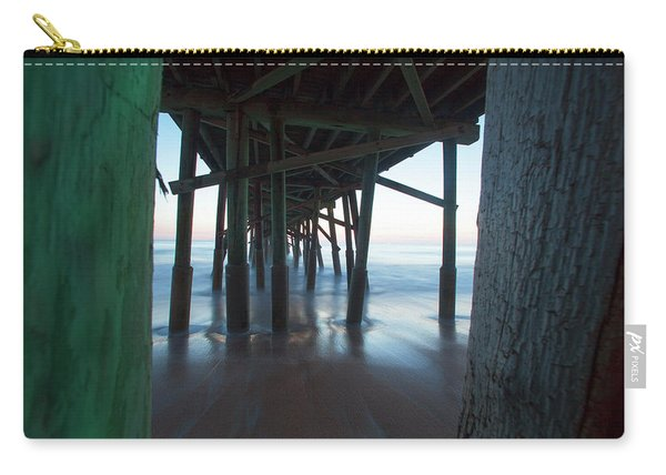 Framed In The Shadows Carry-all Pouch