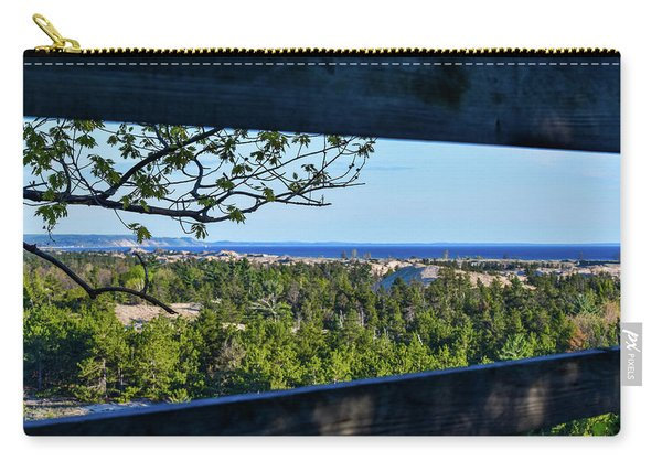 Framed View Carry-all Pouch