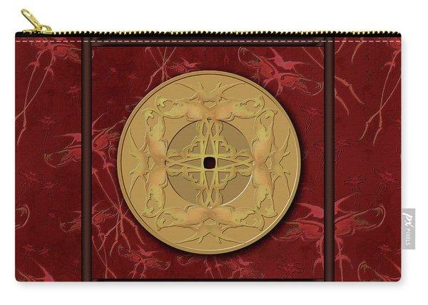 Framed Zenfly Bi Coin Carry-all Pouch