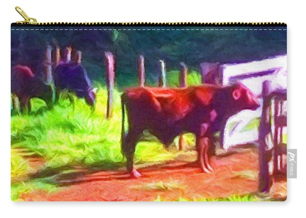 Franca Cattle 2 Carry-all Pouch