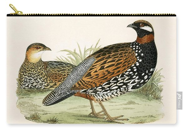 Francolin Carry-all Pouch