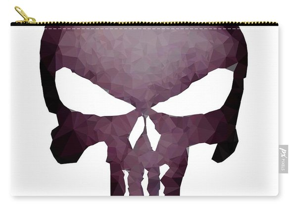 Frank Skull Carry-all Pouch