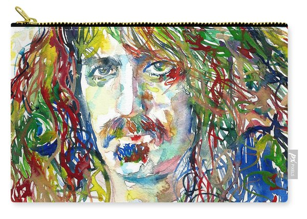 Frank Zappa Carry-all Pouch
