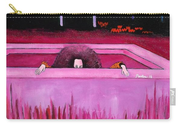 Frank Zappa Hot Rats Carry-all Pouch