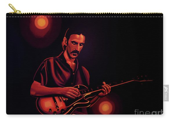 Frank Zappa 2 Carry-all Pouch