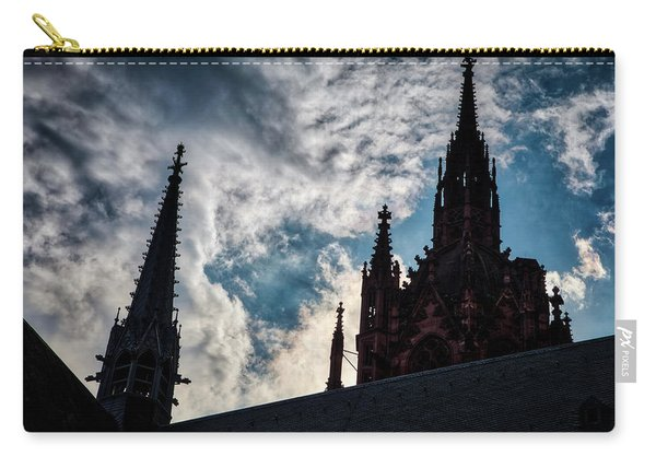 Frankfurt Cathedral Carry-all Pouch