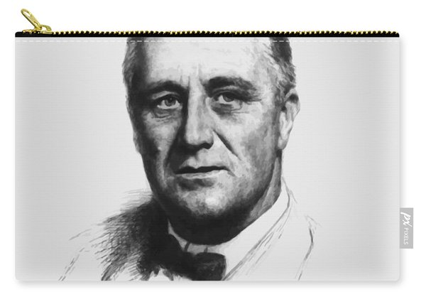 Franklin Roosevelt Carry-all Pouch