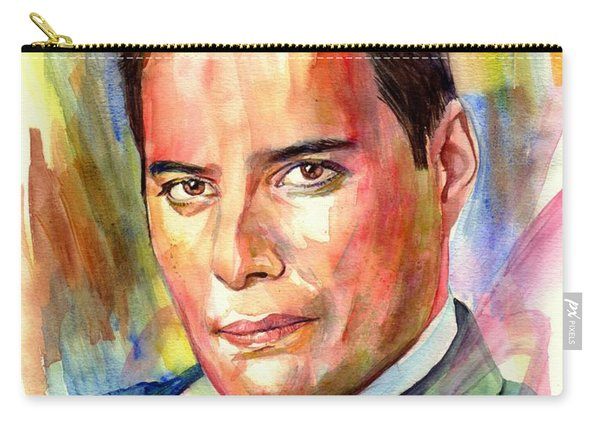 Freddie Mercury Painting Carry-all Pouch
