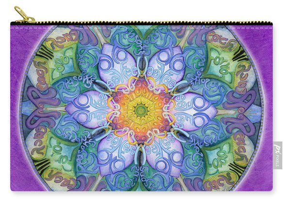 Freedom Mandala Carry-all Pouch