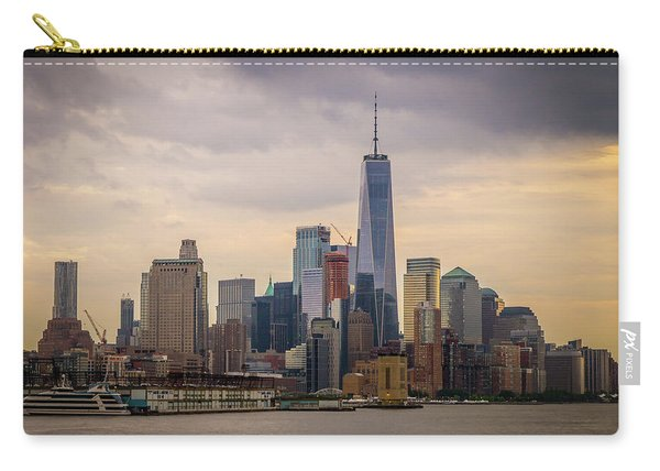 Freedom Tower - Lower Manhattan 2 Carry-all Pouch