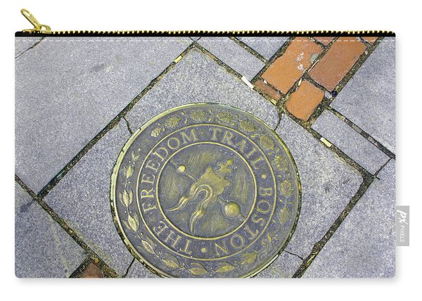 Freedom Trail Marker Carry-all Pouch