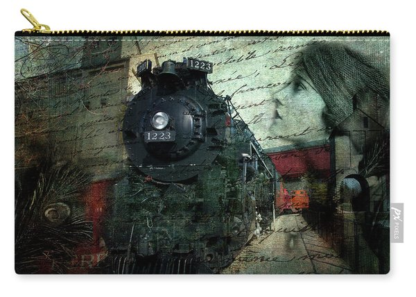 Freedom Train Two Carry-all Pouch