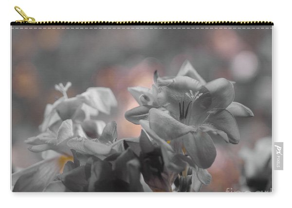 Freesia'a Without Colour Carry-all Pouch