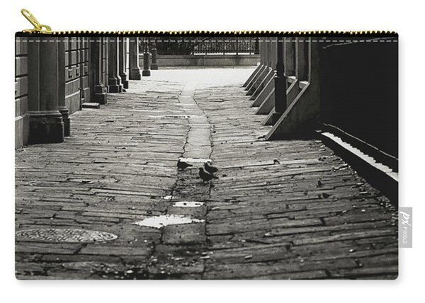 French Quarter Alley Carry-all Pouch