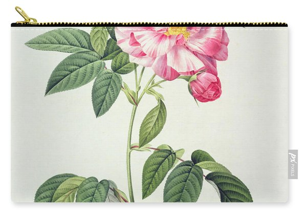 French Rose Carry-all Pouch