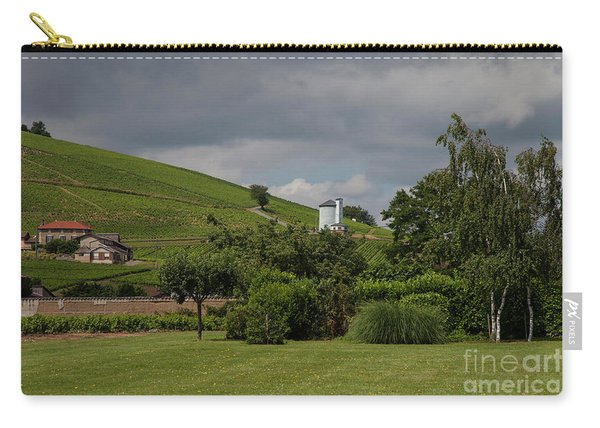 French Vineyard Carry-all Pouch