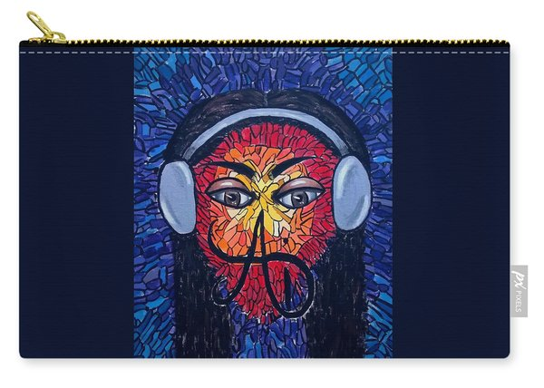 Frequencial - Abstract Art Music Painting - Ai P.nilson Carry-all Pouch