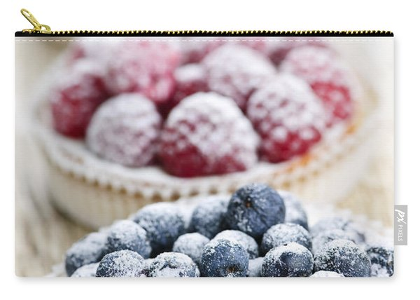 Fresh Berry Tarts Carry-all Pouch