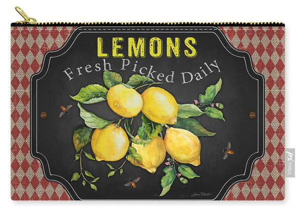 Fresh Fruit-jp3740 Carry-all Pouch