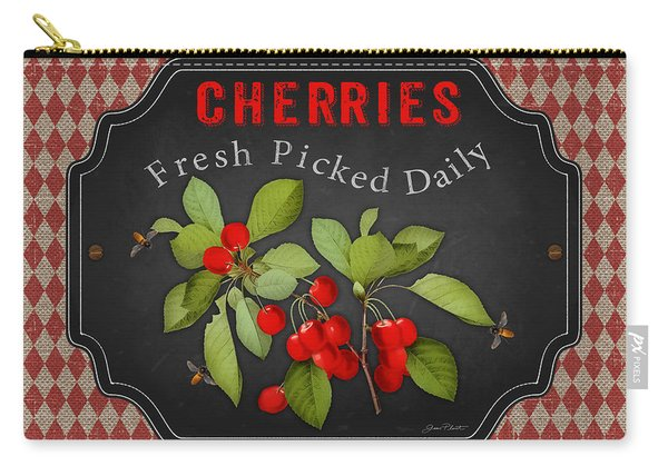 Fresh Fruit-jp3741 Carry-all Pouch