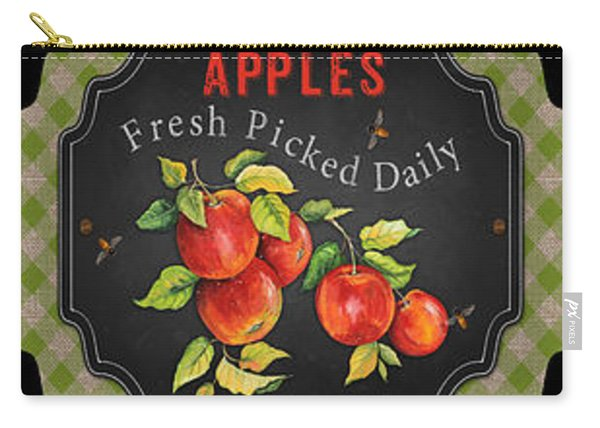 Fresh Fruit Trio--jp3759 Carry-all Pouch