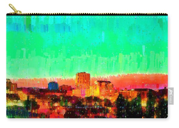 Fresno Skyline 108 - Da Carry-all Pouch