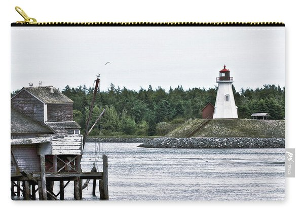 Friar's Head Lighthouse Carry-all Pouch