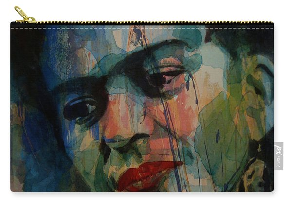 Frida Kahlo Colourful Icon  Carry-all Pouch