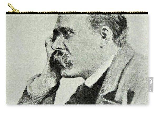 Friedrich Nietzsche, 1912 Carry-all Pouch