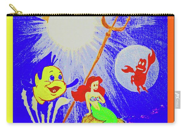 Friends Below The Sea Carry-all Pouch