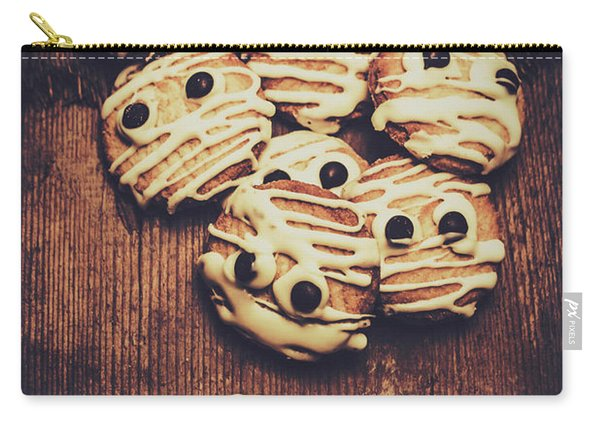 Fright Night Party Baking Carry-all Pouch