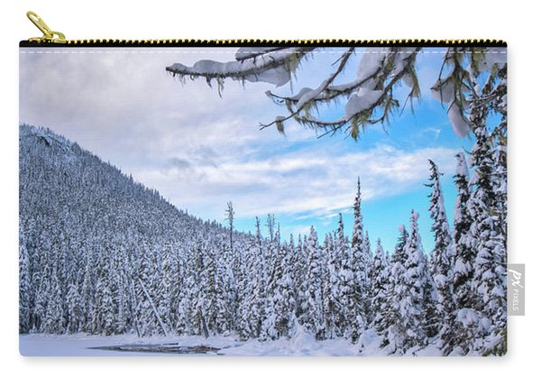 Frigid Beauty Carry-all Pouch