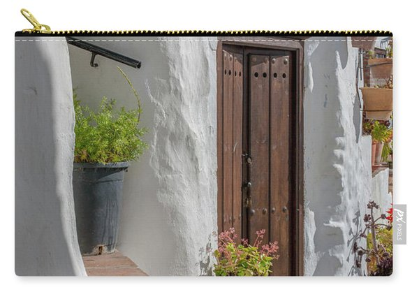Frigiliana House Front Carry-all Pouch