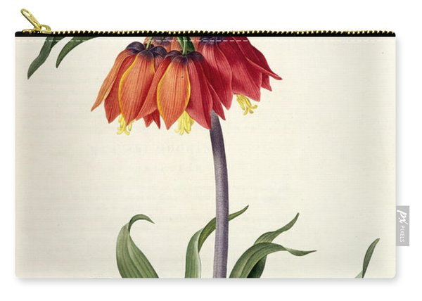 Fritillaria Imperialis Carry-all Pouch