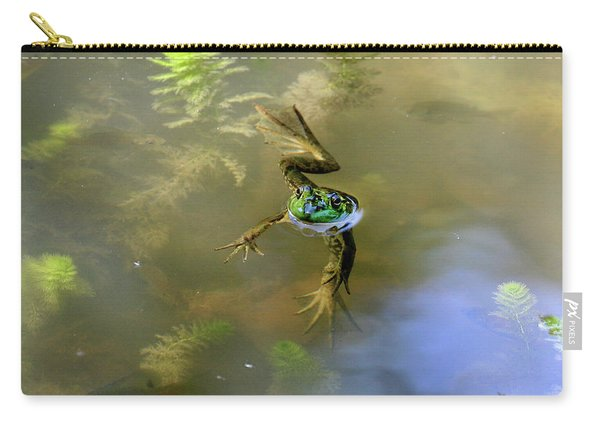 Froggy Carry-all Pouch