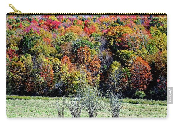 From New Hampshire With Love - Fall Foliage Carry-all Pouch